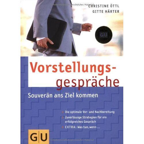 Christine Öttl - Vorstellungsgespräche - Preis vom 16.05.2021 04:43:40 h