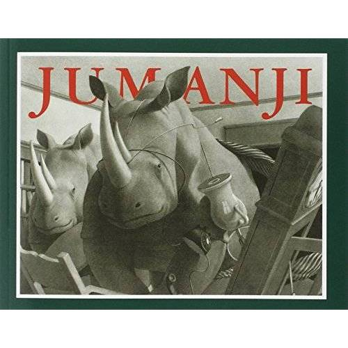 Chris Van Allsburg - Jumanji - Preis vom 19.06.2021 04:48:54 h