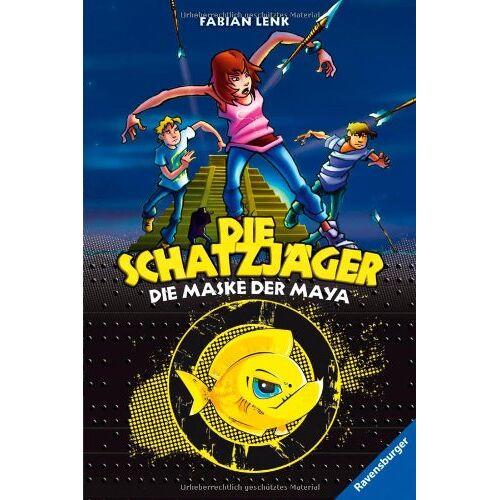 Fabian Lenk - Die Schatzjäger 1: Die Maske der Maya - Preis vom 13.06.2021 04:45:58 h