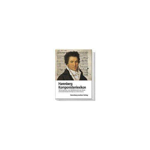 - Komponistenlexikon - Preis vom 22.06.2021 04:48:15 h