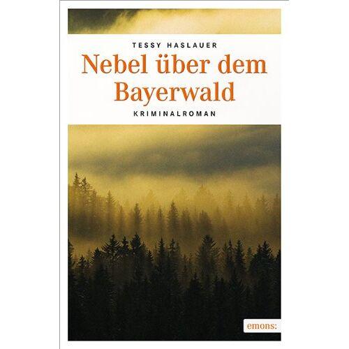 Tessy Haslauer - Nebel über dem Bayerwald - Preis vom 09.06.2021 04:47:15 h