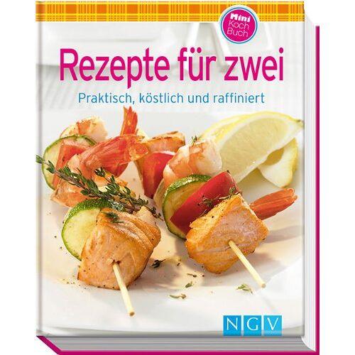 - Rezepte für Zwei (Minikochbuch): Praktisch, köstlich und raffiniert - Preis vom 15.06.2021 04:47:52 h