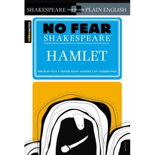 Shakespeare No Fear Shakespeare: Hamlet (Sparknotes No Fear Shakespeare) - Preis vom 17.06.2021 04:48:08 h