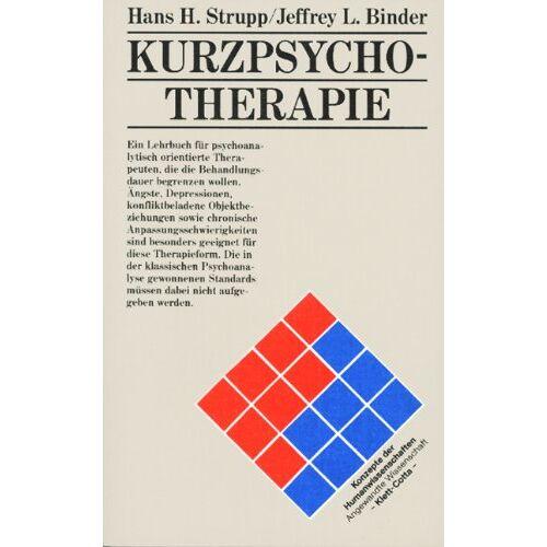 Strupp, Hans H - Kurzpsychotherapie - Preis vom 30.07.2021 04:46:10 h