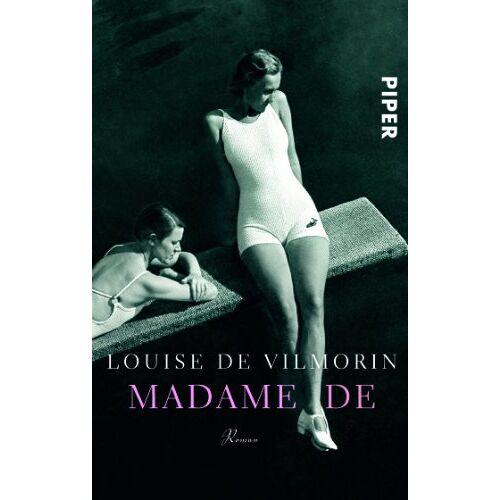 Vilmorin, Louise de - Madame de: Roman - Preis vom 12.06.2021 04:48:00 h