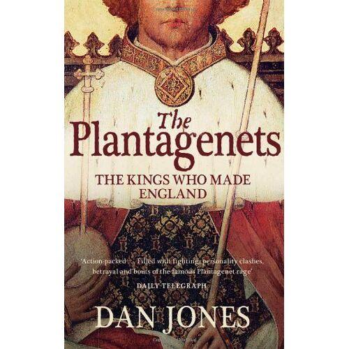 Dan Jones - Plantagenets - Preis vom 15.06.2021 04:47:52 h