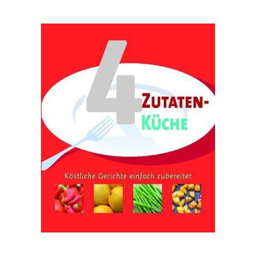Linda Doeser - 4-Zutaten-Küche - Preis vom 22.06.2021 04:48:15 h