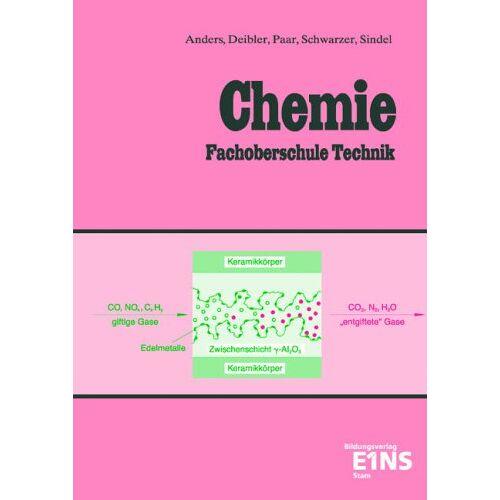 Peter Anders - Chemie. Fachoberschule Technik - Preis vom 11.06.2021 04:46:58 h