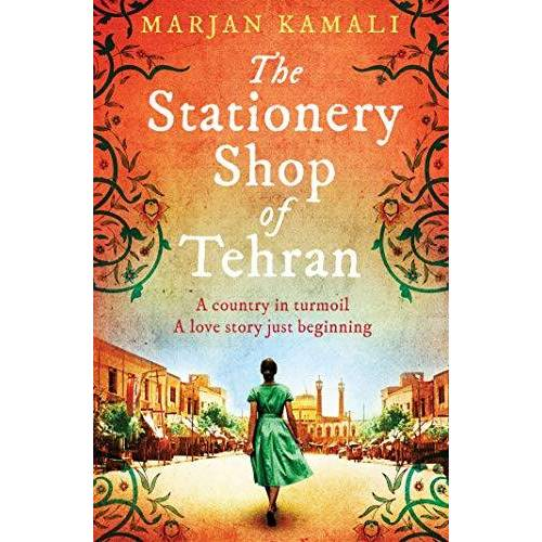 Marjan Kamali - The Stationery Shop of Tehran - Preis vom 17.06.2021 04:48:08 h