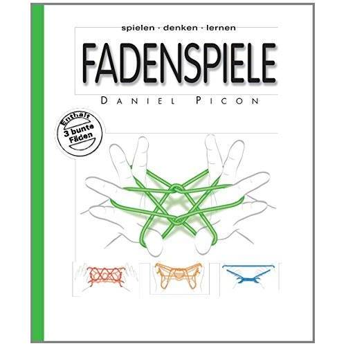 Daniel Picon - Fadenspiele - Preis vom 19.06.2021 04:48:54 h