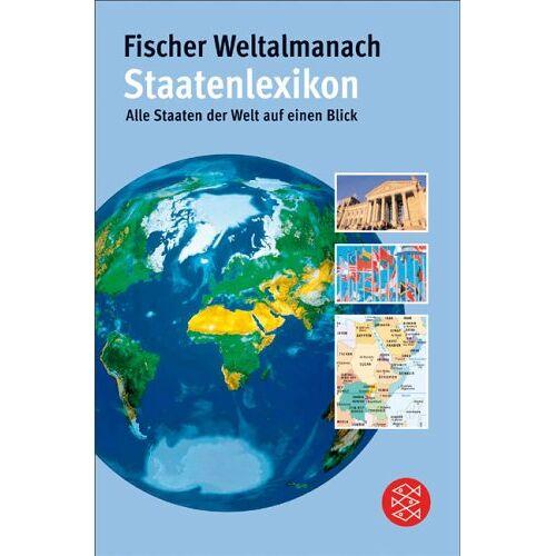 - Der Fischer Weltalmanach Staatenlexikon: Alle Staaten der Welt auf einen Blick - Preis vom 12.06.2021 04:48:00 h