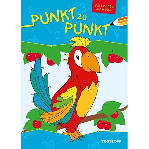- Punkt zu Punkt (Papagei): Von 1 bis 150 und A bis Z (Von Punkt zu Punkt) - Preis vom 12.06.2021 04:48:00 h