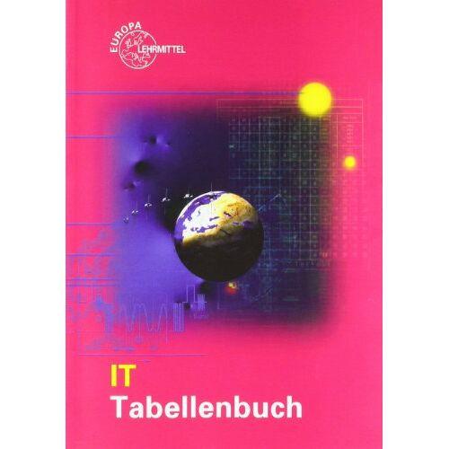 Elmar Dehler - IT Tabellenbuch - Preis vom 09.06.2021 04:47:15 h