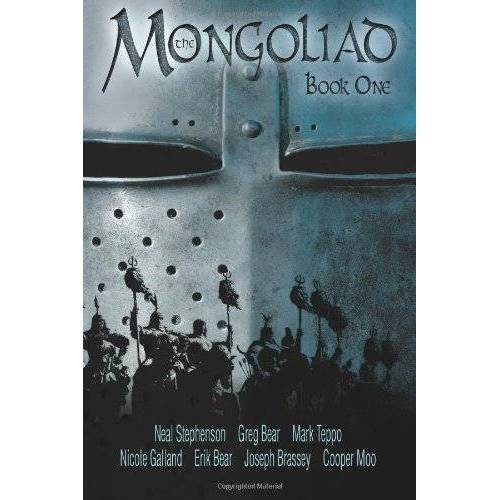 Neal Stephenson - The Mongoliad (The Mongoliad Cycle, Book 1) - Preis vom 15.06.2021 04:47:52 h