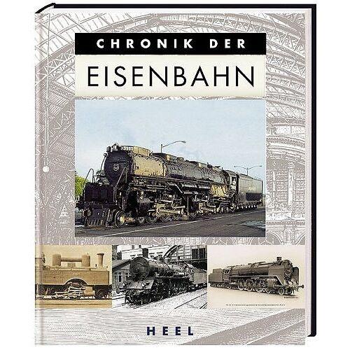 - Die Chronik der Eisenbahn: Anfänge 1690 bis 1835, Epoche 1A 1835 bis1920, Epoche 1B 1896 bis 1920, Epoche 2 1920 bis 1949 - Preis vom 23.09.2021 04:56:55 h
