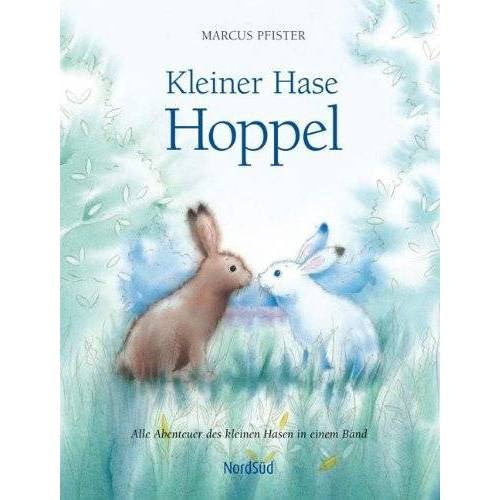 Marcus Pfister - Kleiner Hase Hoppel: Alle Abenteuer des kleinen Hasen in einem Band - Preis vom 21.06.2021 04:48:19 h