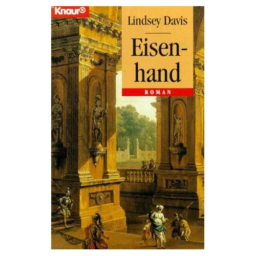 Lindsey Davis - Eisenhand - Preis vom 17.05.2021 04:44:08 h