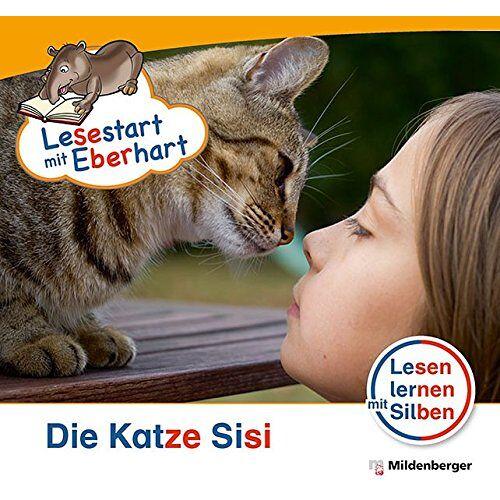 Stefanie Drecktrah - Lesestart mit Eberhart: Die Katze Sisi: Themenhefte für Erstleser, Lesestufe 1 - Preis vom 29.07.2021 04:48:49 h