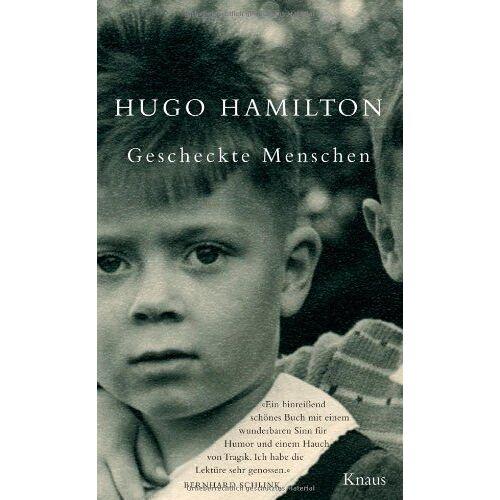 Hugo Hamilton - Gescheckte Menschen - Preis vom 16.06.2021 04:47:02 h