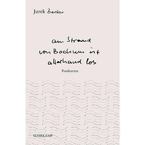 Becker »Am Strand von Bochum ist allerhand los«: Postkarten - Preis vom 16.10.2021 04:56:05 h