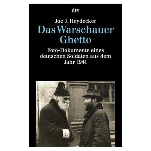 Heydecker, Joe J. - Das Warschauer Ghetto - Preis vom 22.06.2021 04:48:15 h