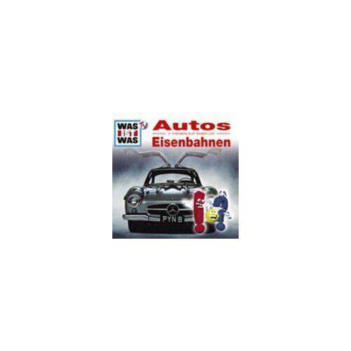 - Was ist Was 02. Autos / Eisenbahnen. CD Das Original-Hörspiel zur TV-Serie - Preis vom 11.10.2021 04:51:43 h