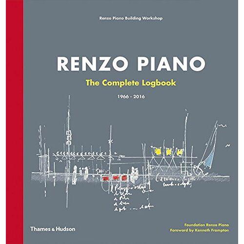 Renzo Piano - Renzo Piano: The Complete Logbook: 1966-2016 - Preis vom 20.06.2021 04:47:58 h