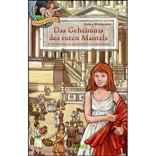 Sabine Wierlemann - Das Geheimnis des roten Mantels - Preis vom 11.06.2021 04:46:58 h