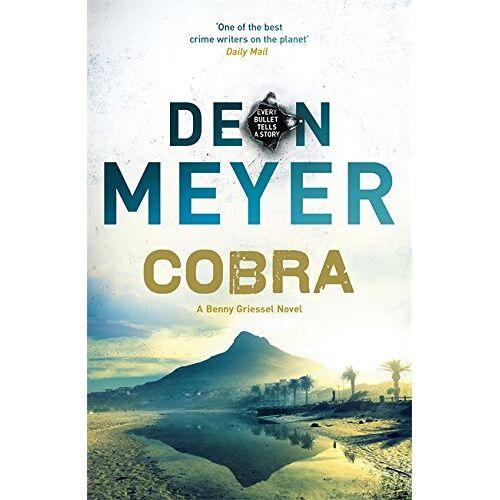 Deon Meyer - Cobra (Benny Griessel) - Preis vom 22.06.2021 04:48:15 h