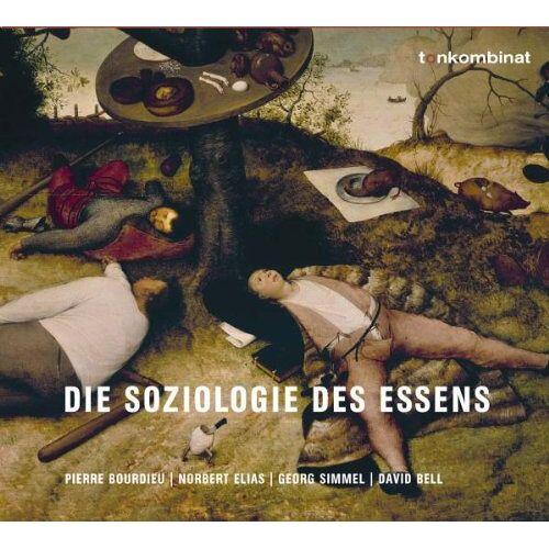 Pierre Bordieu - Die Soziologie des Essens. CD. - Preis vom 29.07.2021 04:48:49 h