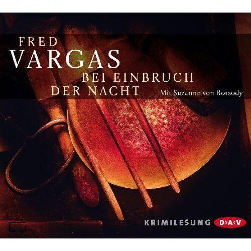 Fred Vargas - Bei Einbruch der Nacht - Preis vom 18.06.2021 04:47:54 h