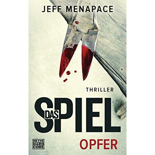Jeff Menapace - Das Spiel - Opfer: Thriller (Das Spiel-Trilogie, Band 1) - Preis vom 23.09.2021 04:56:55 h