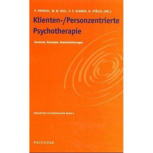 Peter Frenzel - Klienten-/ Personenzentrierte Psychotherapie - Preis vom 09.09.2021 04:54:33 h