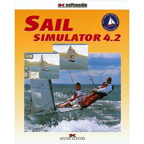 Delius Klasing Verlag - Sail Simulator 4.2 - Preis vom 21.06.2021 04:48:19 h