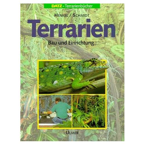 - Terrarien. Bau und Einrichtung. ( DATZ- Terrarienbücher) . - Preis vom 16.05.2021 04:43:40 h