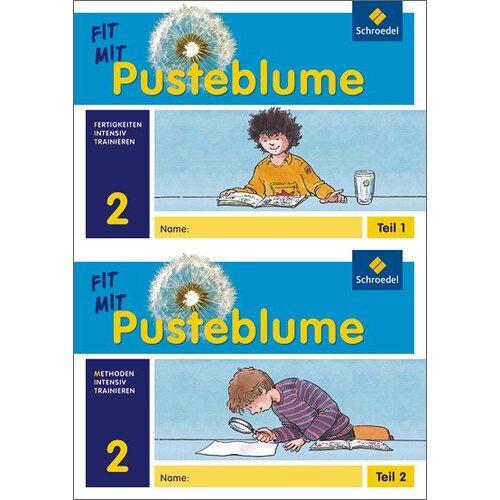 Dieter Kraft - Pusteblume. Die Methodenhefte: FIT MIT Pusteblume 2 - Preis vom 28.09.2021 05:01:49 h