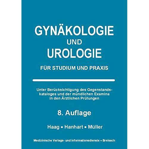 Markus Müller - Gynäkologie und Urologie: Für Studium und Praxis - Preis vom 13.06.2021 04:45:58 h