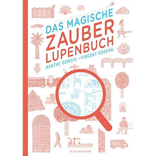 Agathe Demois - Das magische Zauberlupenbuch - Preis vom 25.07.2021 04:48:18 h