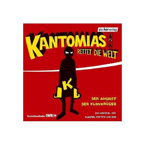 Paul Plamper - Kantomias rettet die Welt. CD - Preis vom 03.05.2021 04:57:00 h