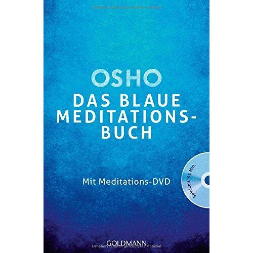 Osho - Das blaue Meditationsbuch: Mit Meditations-DVD - Preis vom 30.07.2021 04:46:10 h