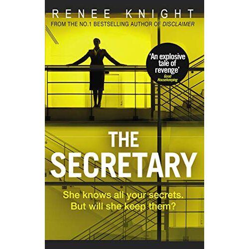 Renée Knight - The Secretary - Preis vom 14.06.2021 04:47:09 h