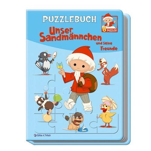 Edition Trötsch - Puzzlebuch Unser Sandmännchen - Preis vom 13.06.2021 04:45:58 h