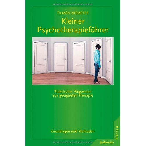 Tilman Niemeyer - Kleiner Psychotherapieführer: Grundlagen und Methoden. Praktischer Wegweiser zur geeigneten Therapie - Preis vom 15.10.2021 04:56:39 h