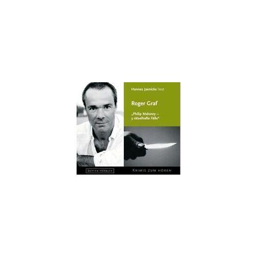 Roger Graf - 3 rätselhafte Fälle - Preis vom 15.06.2021 04:47:52 h