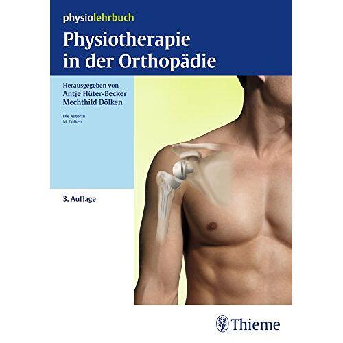 Becker Physiotherapie in der Orthopädie - Preis vom 15.10.2021 04:56:39 h