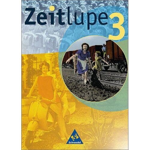 Hans-Jürgen Pandel - Zeitlupe - Geschichte Hauptschule: Zeitlupe - Allgemeine Ausgabe: Schülerband 3: Menschen machen Geschichte - Preis vom 28.07.2021 04:47:08 h