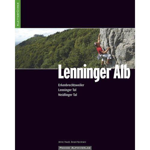Achim Pasold - Kletterführer Lenninger & Neidlinger Tal - Preis vom 15.06.2021 04:47:52 h