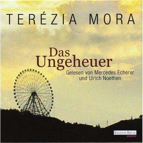 Terézia Mora - Das Ungeheuer - Preis vom 15.10.2021 04:56:39 h