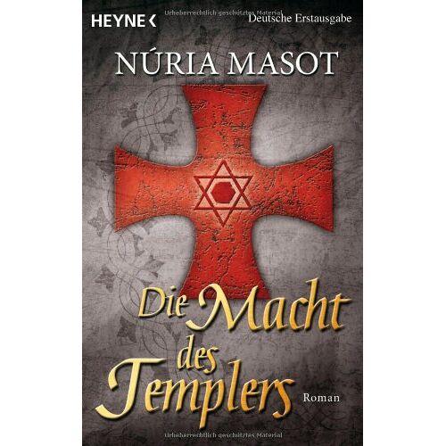 Núria Masot - Die Macht des Templers: Roman - Preis vom 14.06.2021 04:47:09 h