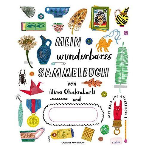 Nina Chakrabarti - Mein wunderbares Sammelbuch - Preis vom 29.07.2021 04:48:49 h